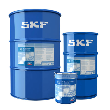 گریس اس کا اف SKF سری LOW Temperature Chassis Grease مدل LGLS 0