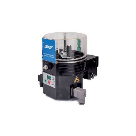 گریس پمپ مرکزی برقی SKF MULTI POINT AUTOMATIC LUBRICATORS TLMP 1018