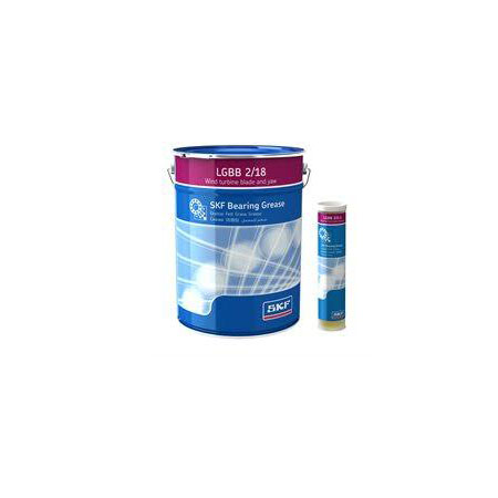 گریس Bearing Greases اس کا اف  Skf Wind Turbine Blade And Yaw Bearing Grease   سری LGBB 2