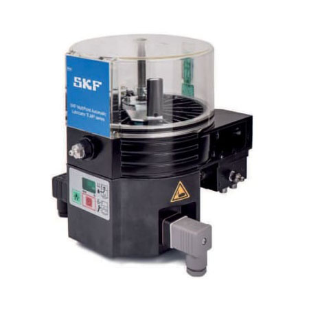 گریس پمپ مرکزی برقی SKF MULTI POINT AUTOMATIC LUBRICATORS TLMP 1008